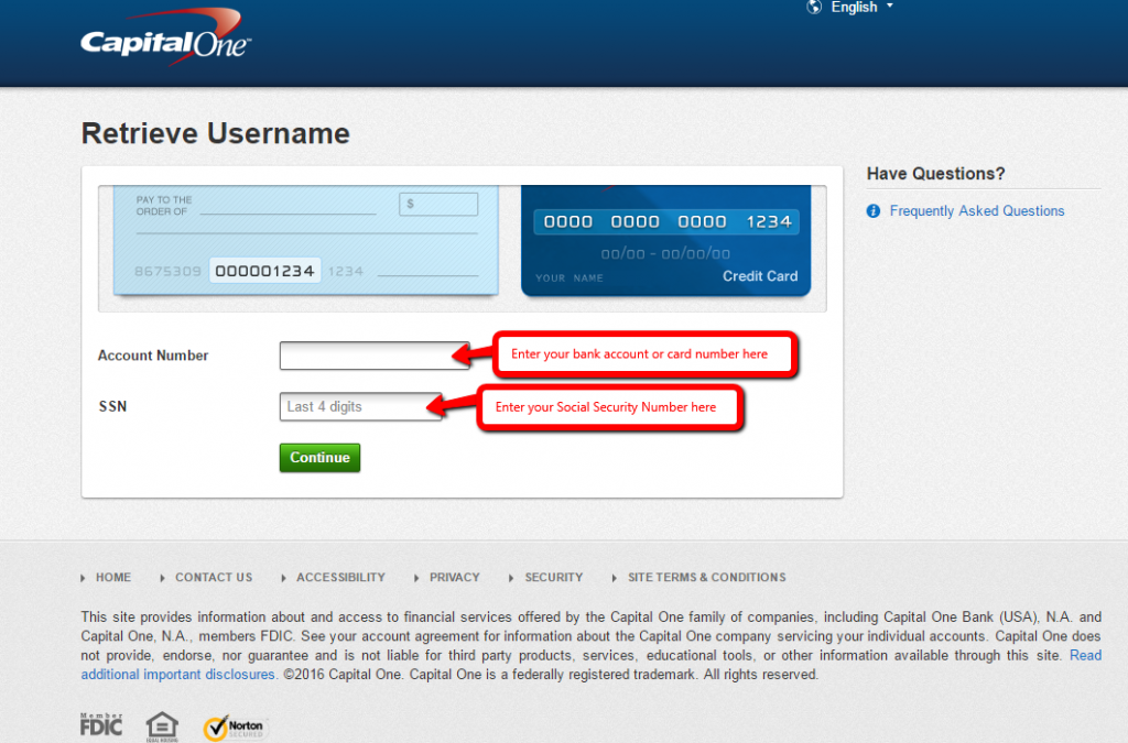 Capital One Platinum Credit Card Login | Make a Payment