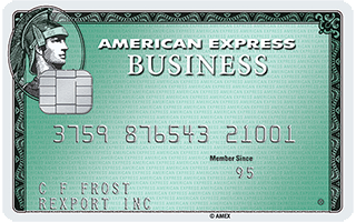 Picture of the American Express® Green Card front