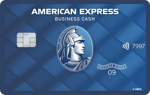 Picture of the The Blue Business® Plus Credit Card from American Express front