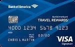 BankAmericard Travel Rewards Credit Card