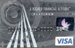 Picture of the Air Force Federal Credit Union Credit Card front