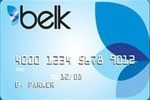 Picture of the Belk Credit Card front