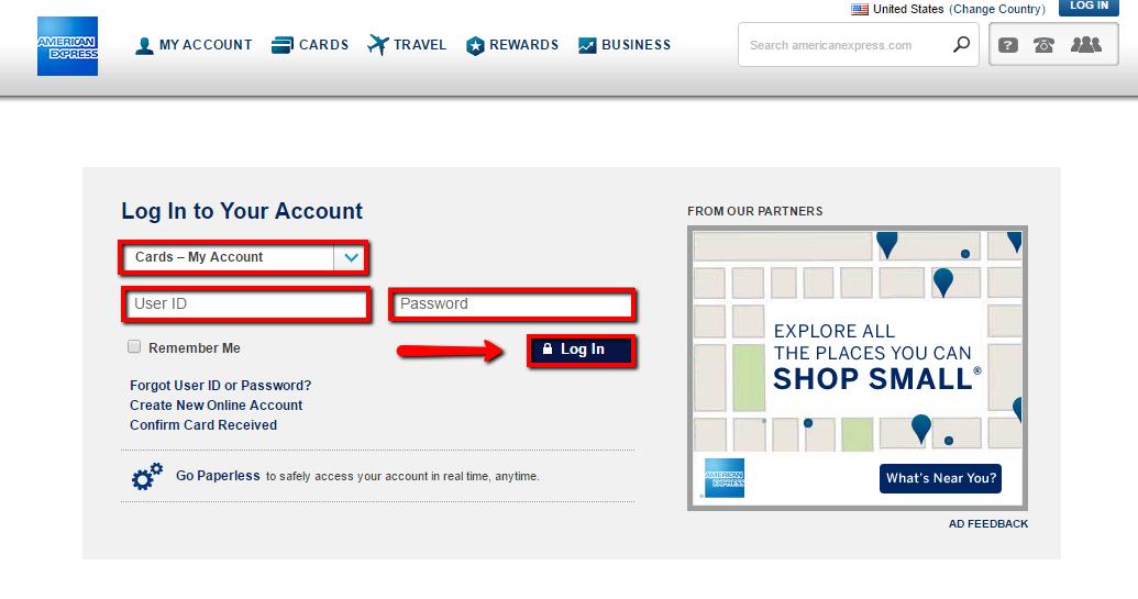Delta Amex Login >> Delta Skymiles Credit Card Login Make A Payment Creditspot
