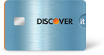 Picture of the Discover it Student Credit Card front