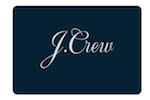 Picture of the J Crew Credit Card front