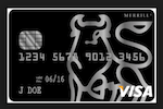Picture of the Merrill Lynch Credit Card front