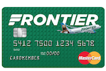 Picture of the Frontier Airlines (No Annual Fee) Credit Card front