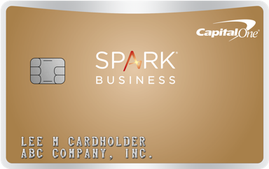 Picture of the Capital One® Spark® Classic for Business Credit Card front