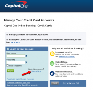 Capital One Credit Card Online Payment Login >> Capital One Spark Business Classic Credit Card Login | Make a Payment - CreditSpot