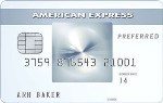 Picture of the Amex Everyday Preferred Credit Card front