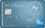 Picture of the Hilton HHonors Amex Credit Card front