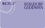 Picture of the Bergdorf Goodman Credit Card front
