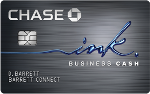 Picture of the Chase Ink Cash Business Credit Card front