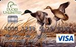 Ducks Unlimited Visa Credit Card