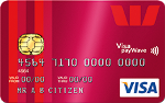 Picture of the Westpac Low Rate Credit Card front
