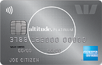 Picture of the Westpac Altitude Platinum Credit Card front