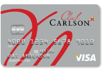 Picture of the Club Carlson Business Rewards Visa front