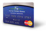Picture of the Fifth Third Business Rewards Credit Card front