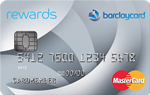Picture of the Barclaycard Rewards Mastercard front