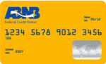 Picture of the ABNB Visa Platinum Credit Card front