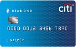 Picture of the Citi Secured Mastercard front