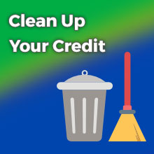 how to clear your credit history