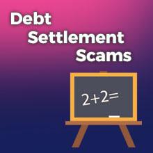 Debt Settlement Scams
