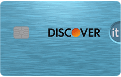 Picture of the Discover it® Student Cash Back front