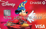 Picture of the Disney Premier Visa Card front