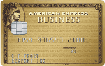 Picture of the American Express Business Gold Rewards Credit Card front