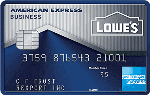 Picture of the Lowe's Business Rewards Credit Card front