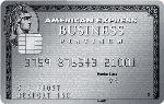 Picture of the American Express Platinum Business Credit Card front