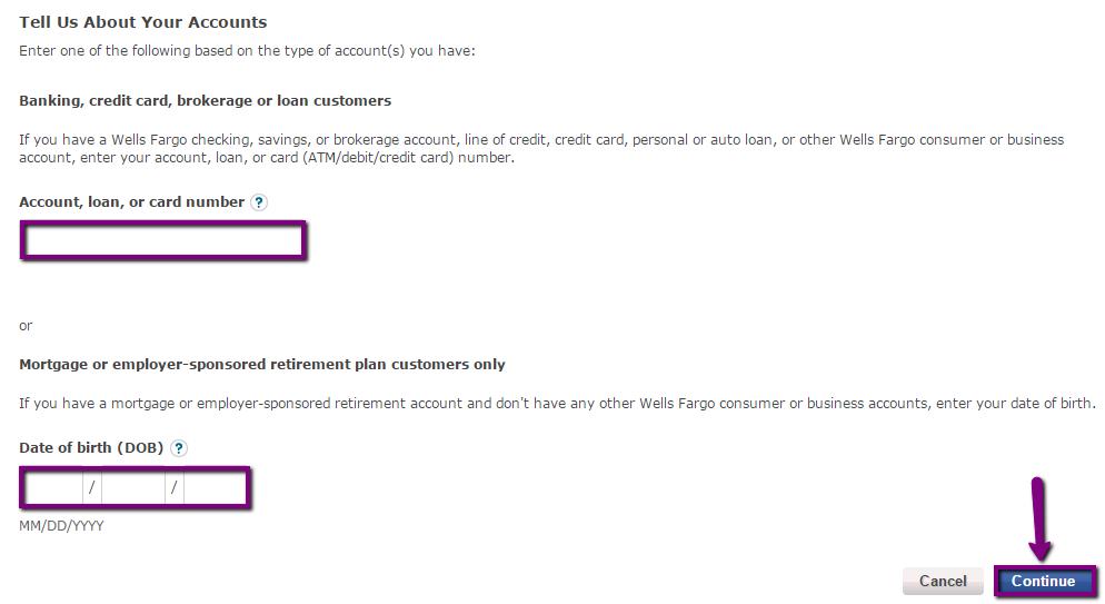 Wells Fargo Secured Visa Credit Card Login | Make a Payment - CreditSpot