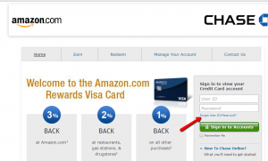 Chase Amazon Credit Card Login | Make a Payment - CreditSpot