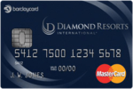 Picture of the Diamond Resorts Credit Card front