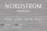 Picture of the Nordstrom Credit Card front