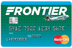 Picture of the Frontier Airlines Credit Card front