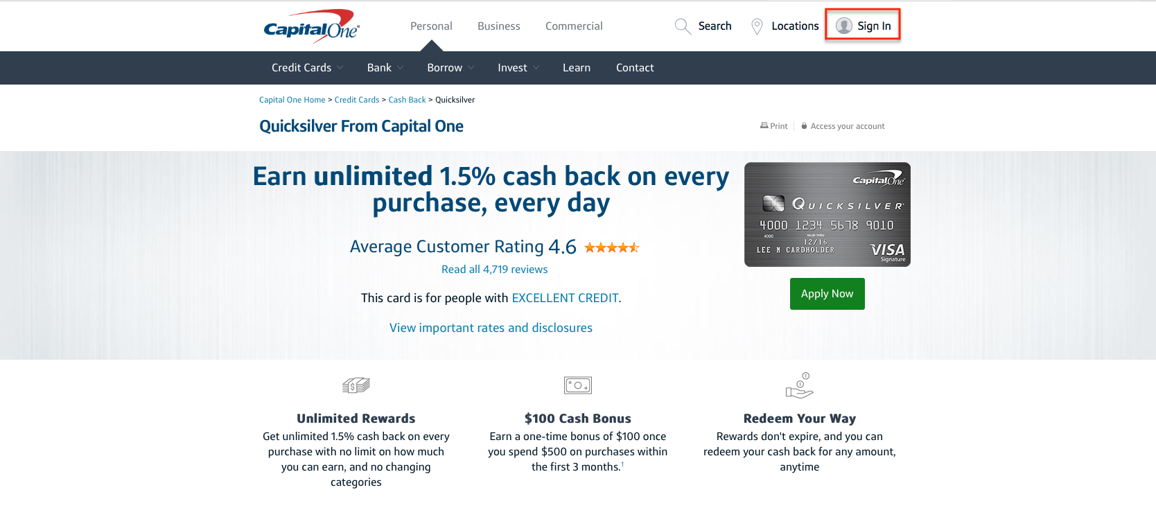 How to apply for the capital one venture one credit card capital apply for capital one credit card login1 magicingreecefo Image collections