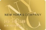 Picture of the New York and Company Credit Card front