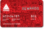 Picture of the Citgo Rewards Credit Card front