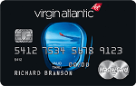 Picture of the Virgin Atlantic MasterCard Credit Card front