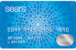 Picture of the Sears Credit Card front